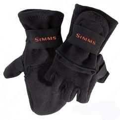 Перчатки Simms Freestone Foldover Mitt Black