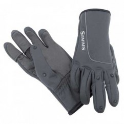 Перчатки Simms Guide Windbloc Flex Glove Raven