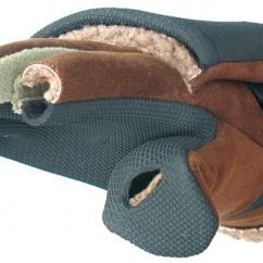 Перчатки-варежки мембранные Norfin AURORA