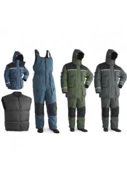 Одежда и обувь для зимней рыбалки