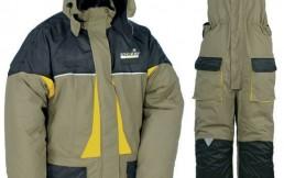 Зимний костюм для рыбалки – наш ответ холодам