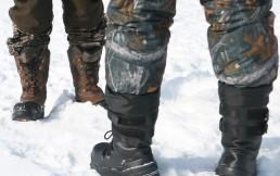 Обувь для зимней рыбалки: выбираем правильно, носим с удовольствием