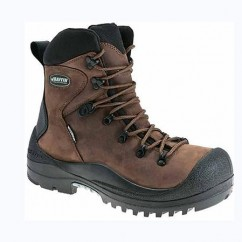 Ботинки зимние Baffin Peak worn brown -30 °С