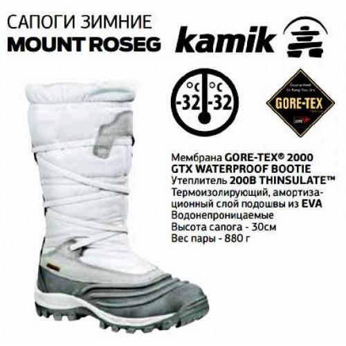 5dc3459af ... Сапоги женские зимние мембранные Kamik Mount Roseg (Gore-Tex,  Thinsulate 200B) ...