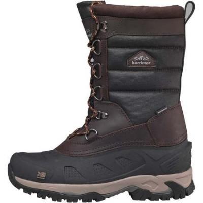 Ботинки зимние Karrimor Bering weathertite (K652 BRN)
