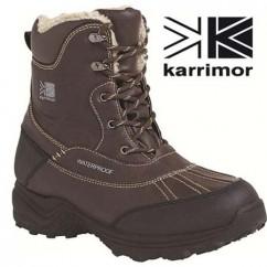 Ботинки зимние Karrimor Snow casual II weathertite