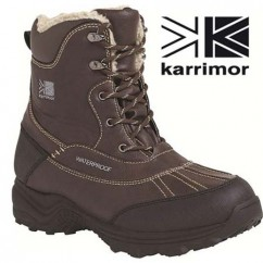 Ботинки зимние Karrimor Snow casual II weathertite