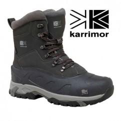 Ботинки зимние Karrimor Snowfur II weathertite Black Sea