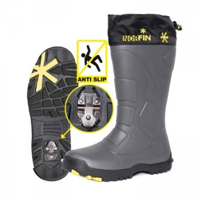 Сапоги зимние Norfin Klondike (зацепы Anti Slip, утеплитель Thinsulate) -40°