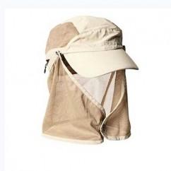 Кепка ExOfficio BA MESH CAPE HAT Bone