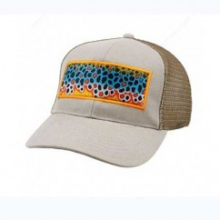Кепка Simms Artist Series Trucker Cap Cork