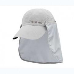 Кепка Simms Bugstopper Sunshield Hat Ash