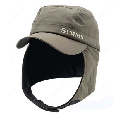 Кепка Simms Gore-Tex ExStream Hat Carbon