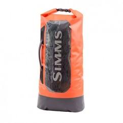 Сумка водонепроницаемая Simms Dry Creek Top Bright Orange