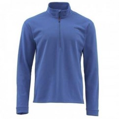Блуза Simms Midweight Core Quarter-Zip Rich Blue