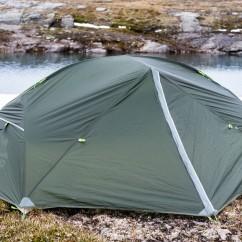 Палатка 2-х местная Tramp Cloud 2 Si