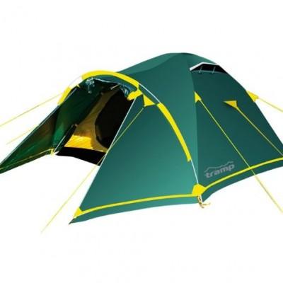 Палатка 4-х местная Tramp Stalker 4 (v2)