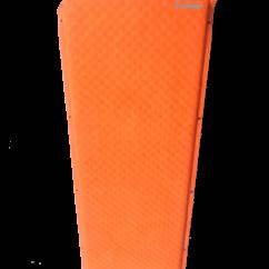 Коврик самонадувающийся Tramp (PS 190Т 188x65x5см) c кнопками