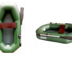 Лодка надувная Fisher 190 баллон 28 мм вариант 1